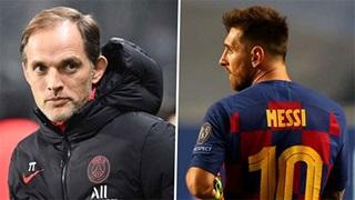 HLV Tuchel chèo kéo Messi đến PSG sau thất bại ở chung kết Champions League